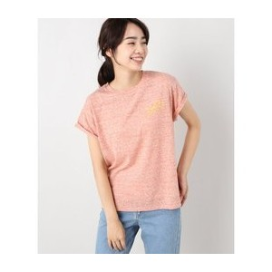 【RIDING HIGH/ライディングハイ】 HANDLE EMBROIDERY MESSAGE Tシャツ◆【ジャーナルスタンダード/JOURNAL STANDARD Tシャツ・カットソー】