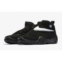 "Nike Air Shake Ndestrukt OG ""Black White"" メンズ Black/White/Black/Team Orange ナイキ バッシュ デニス・ロッドマン"