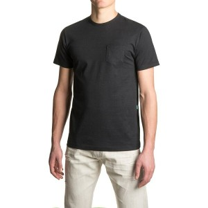 ヴィスラ Vissla メンズ トップス Tシャツ【Jetty T-Shirt - Organic Cotton, Short Sleeve 】Black
