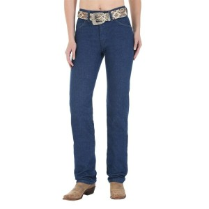 ラングラー Wrangler レディース ボトムス ジーンズ【Prewashed Classic Cowboy Cut Jeans - Slim Fit, Tapered Leg 】Prewashed