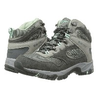 ハイテック Hi-Tec レディース シューズ・靴 ブーツ【Altitude Lite I-Shield Waterproof】Charcoal/Cool Grey/Lichen