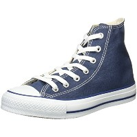 [コンバース] CONVERSE CANVAS ALL STAR HI CVS AS HI M9622 (ネイビー/5.5)