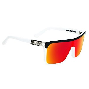 (スパイ)SPY FLYNN BLACK/WHITE - GREY w/ RED SPECTRA 670323090139 BLACK/WHITE フリー