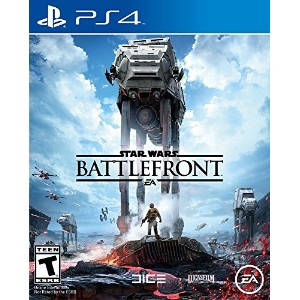 STAR WARS Battlefront (輸入版:北米) - PS4