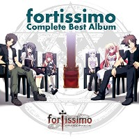 fortissimo complete best album -La'cryma 10th Anniversary -