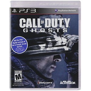 Call of Duty Ghosts (輸入版:アジア)