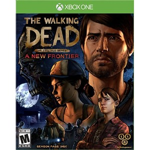The Walking Dead  The Telltale Series A New Frontier (輸入版:北米)