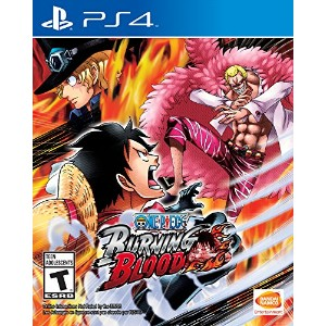 One Piece: Burning Blood (輸入版:北米) - PS4