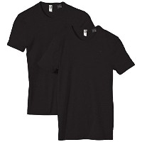 (ジースター ロゥ)G-Star Raw Base R t s/s Tシャツ2pack 8754-124-990 990 黒 L