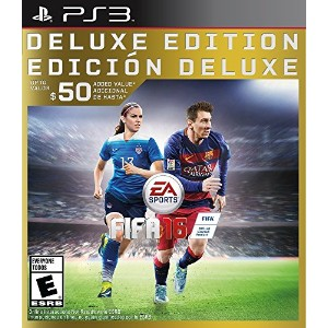 FIFA 16 DELUXE EDITION (輸入版:北米) - PS3