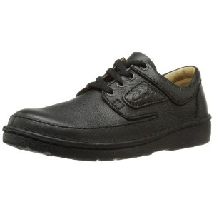[クラークス] Clarks Nature 2 00111553 Black Grained Leather(Black Grained Leather/UK7.5)