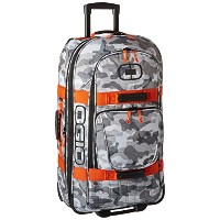 [オジオ] TERMINAL ターミナル 保証付 95L 74cm 4.8kg 108226*573 Snow Camo/Orange Snow Camo/Orange