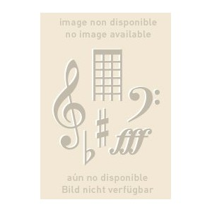EDITION PETERS BACH J.S. - KONZERT FR VIOLINE/OBOE BWV 1060 - CD D'ACCOMPAGNEMENT Partition...
