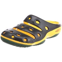 [キーン] KEEN WOMEN YOGUI 1007177 Black/Yellow/Green (Black/Yellow/Green/7)