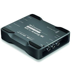 Blackmagic Design コンバーター Mini Converter Heavy Duty SDI to Analog4 002898