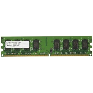 アドテック DDR2 667/PC2-5300 Unbuffered DIMM 2GB ADS5300D-2G