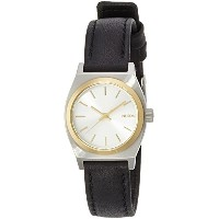 [ニクソン]NIXON SMALL TIME TELLER LE: SILVER/GOLD/BLACK NA5091884-00 レディース 【正規輸入品】