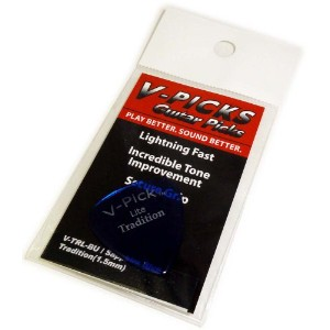 V-PICKS Sapphire-Blue Series Tradition 1.5mm V-TRL-BL