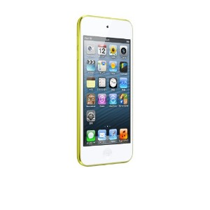 Apple iPod touch 64GB 第5世代 イエロー MD715J/A