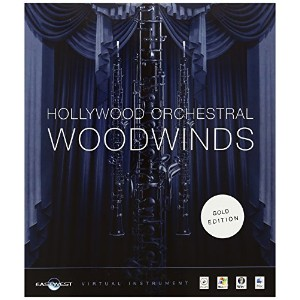 EastWest Quantum Leap Hollywood Orchestral Woodwinds Gold Edition オーケストラ木管楽器コレクション 【国内正規品】