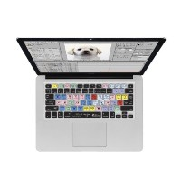 KB Covers MacBook Air MacBook Pro用 After Effects QWERTY配列キーボードカバ0 18212