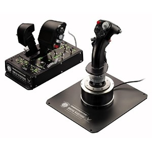 THRUSTMASTER Hotas Warthog U.S. Air Force A-10C attack aircraft HOTAS  for PC【正規保証品】 2960720