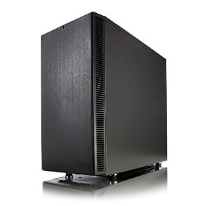 Fractal Design Define S Black - Window ATX, MicroATXミドルタワーPCケース CS5181 FD-CA-DEF-S-BK-W