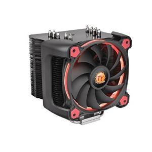 Thermaltake Riing Silent 12 Pro Red CPUファン FN1039 CL-P021-CA12RE-A
