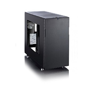Fractal Design Define R5 Black Pearl Window side panel ミドルタワーPCケース CS4994 FD-CA-DEF-R5-BK-W