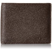 [ジャック・スペード] JACK SPADE 折り財布 BARROW LEATHER SLIM BILLFOLD W6RU0233 200 (BROWN)