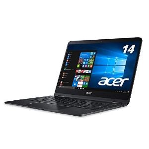Acer ノートパソコン Spin7 SP714-51-F78U/F Windows 10/Core i7/14.0インチ/8GB/256GB SSD/Microsoft Office搭載