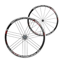 campagnolo(フリガナ: カンパニョーロ) SCIROCCO 35 CX WO BLK F/R HG ホイール ・フリーボディ:シマノ9/10/11S WH13-SCXCFRX1B