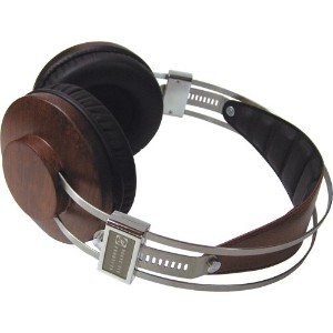 HOUSE USE PRODUCTS(ハウスユーズプロダクツ) ヘッドフォン WOODEN HEADPHONE PROVO BROWN HFT148 [正規代理店品]