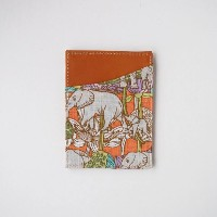 spia パスケース Pass Case [NO.1] ELEPHANT FSP-3115ET [正規代理店品]