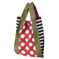 spia ショッピングバッグ Shopping Bag [every day] RED FSP-8603RE [正規代理店品]