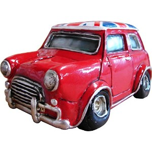 東洋石創 貯金箱 Bang Bang Car mini Red 35100