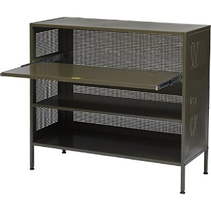 journal standard Furniture ALLEN STEEL SHELF KHAKI