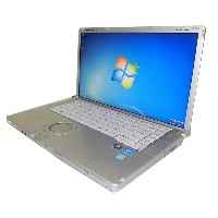 Windows7 Panasonic Let'sNote CF-B11Core i7-3615QM 2.3GHz/4GB/320GB/DVDマルチ【無線LAN】【中古ノートPC】【CF...