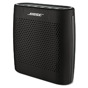 Bose SoundLink Color Bluetooth speaker ポータブルワイヤレススピーカー ブラック【国内正規品】