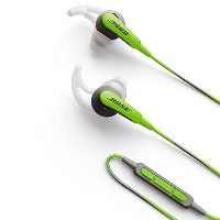 Bose SoundSport in-ear headphones - Samsung and Android devices イヤホン グリーン