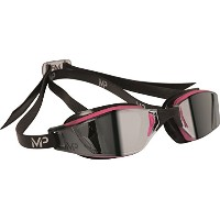 アクアスフィアー XCEED PINK*BLACK / SILVER Mirror LENS 139070