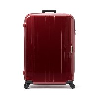 【50%OFF】ProtecA STARIA II Made in JAPAN スーツケース112L レッド 旅行用品 > スーツケース