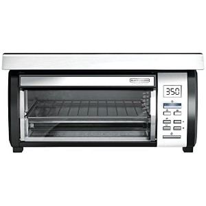 【【並行輸入】Black Decker TROS1000 SpaceMaker Digital Toaster Oven オーブントースター】 b001hsmw82