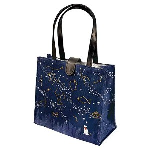 t&t sub tote bag collection サブトートバッグ ネコ星座 62117-00
