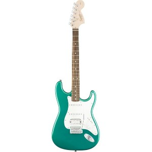 Squier by Fender 《スクワイヤーbyフェンダー》 Affinity Series Stratocaster HSS (Race Green)