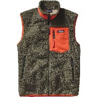 パタゴニア メンズ ベスト トップス Patagonia Men's Classic Retro-X Vest INDUSTRIAL_GREEN
