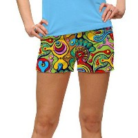 LoudMouth Ladies Fun House Mini Shorts【ゴルフ レディース>パンツ】