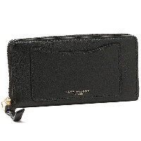 マークジェイコブス 財布 MARC JACOBS M0008168 001 RECRUIT CONTINENTAL WALLET 長財布 BLACK