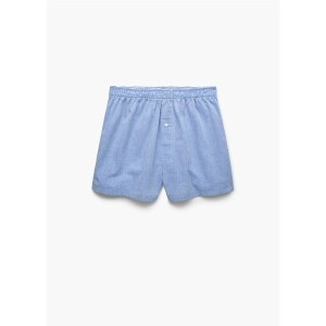 【SALE 40%OFF】BOXER . LISO (スカイブルー) MANGO