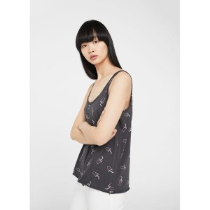 【SALE 30%OFF】トップス .-- SEOVER (ダークグレー)